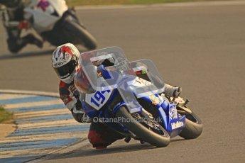 © Octane Photographic Ltd. Thundersport – Donington Park - 24th March 2012. RLRmotorsports.com 600 Sportsman Elite, Bill Callister. Digital ref : 0260cb7d3586