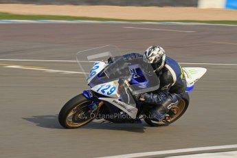 © Octane Photographic Ltd. Thundersport – Donington Park - 24th March 2012. RLRmotorsports.com 600 Sportsman Elite, Jeff Booth. Digital ref : 0260lw7d3222