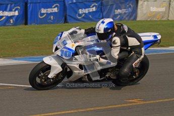 © Octane Photographic Ltd. Thundersport – Donington Park - 24th March 2012. RLRmotorsports.com 600 Sportsman Elite, Jenny Tinmouth. Digital ref : 0260lw7d3611