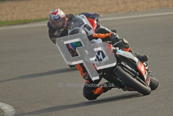 © Octane Photographic Ltd. Thundersport – Donington Park -  24th March 2012. Aprillia RRV450GP Challenge, Alex baker and David Allingham. Digital ref : 0259cb7d3226