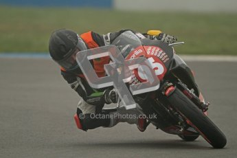 © Octane Photographic Ltd. Thundersport – Donington Park - 24th March 2012. Aprillia Superteens, Ross Simpson. Digital ref : 0252cb7d1465