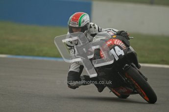 © Octane Photographic Ltd. Thundersport – Donington Park - 24th March 2012. Aprillia Superteens, Joe Thompson. Digital ref : 0252cb7d1469