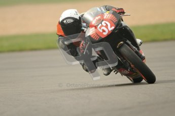 © Octane Photographic Ltd. Thundersport – Donington Park - 24th March 2012. Aprillia Superteens, Olly Brocklesby. Digital ref : 0252cb7d1606