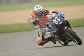 © Octane Photographic Ltd. Thundersport – Donington Park -  24th March 2012. Aprillia Superteens, William Holland. Digital ref : 0252cb7d1632