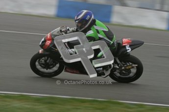 © Octane Photographic Ltd. Thundersport – Donington Park - 24th March 2012. Aprillia Superteens, George Stanley. Digital ref : 0252lw7d0097