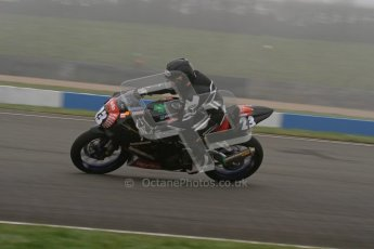 © Octane Photographic Ltd. Thundersport – Donington Park - 24th March 2012. Aprillia Superteens, Nathan Harrison. Digital ref : 0252lw7d0099