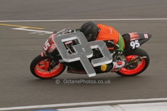 © Octane Photographic Ltd. Thundersport – Donington Park - 24th March 2012. Aprillia Superteens, Ross Simpson. Digital ref : 0252lw7d0161