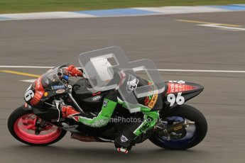 © Octane Photographic Ltd. Thundersport – Donington Park - 24th March 2012. Aprillia Superteens, Conor Wheeler. Digital ref : 0252lw7d0337
