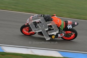 © Octane Photographic Ltd. Thundersport – Donington Park - 24th March 2012. Aprillia Superteens, Ross Simpson. Digital ref : 0252lw7d0422