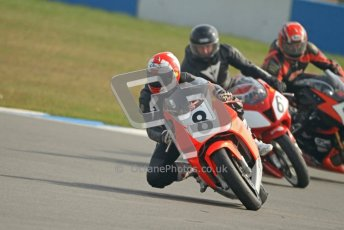© Octane Photographic Ltd. Thundersport – Donington Park -  24th March 2012. RST Motorcycle Clothing Golden Era Superbikes, Dave Harnett and Nick Williamson. Digital ref : 0257cb7d2790