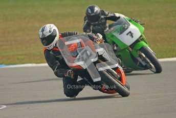 © Octane Photographic Ltd. Thundersport – Donington Park -  24th March 2012. RST Motorcycle Clothing Golden Era Superbikes, lee Reveley and Colin Groom. Digital ref : 0257cb7d2839