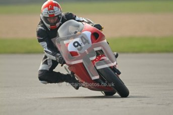 © Octane Photographic Ltd. Thundersport – Donington Park -  24th March 2012. RST Motorcycle Clothing Golden Era Superbikes, Phil Page. Digital ref : 0257cb7d2880