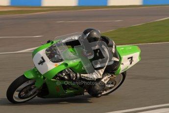 © Octane Photographic Ltd. Thundersport – Donington Park -  24th March 2012. RST Motorcycle Clothing Golden Era Superbikes, Colin Groom. Digital ref : 0257lw7d2142