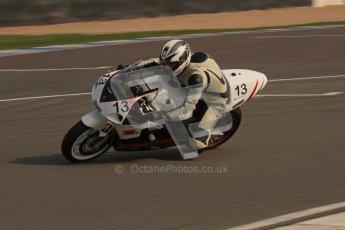 © Octane Photographic Ltd. Thundersport – Donington Park -  24th March 2012. RST Motorcycle Clothing Golden Era Superbikes, Richard Blunt. Digital ref : 0257lw7d2164