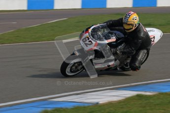 © Octane Photographic Ltd. Thundersport – Donington Park -  24th March 2012. RST Motorcycle Clothing Golden Era Superbikes. Digital ref : 0257lw7d2239