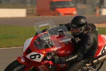 © Octane Photographic Ltd. Thundersport – Donington Park -  24th March 2012. RST Motorcycle Clothing Golden Era Superbikes, Nick Williamson. Digital ref : 0257lw7d2279