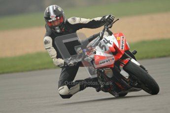 © Octane Photographic Ltd. Thundersport – Donington Park -  24th March 2012. HEL Performance Streetfighters, Brent Millage. Digital ref : 0253cb7d1729