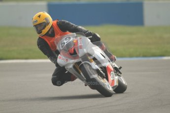 © Octane Photographic Ltd. Thundersport – Donington Park -  24th March 2012. HMT Racing Pre-National Sport 600, Ben Dovey. Digital ref : 0255cb7d2171