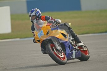 © Octane Photographic Ltd. Thundersport – Donington Park -  24th March 2012. HMT Racing Pre-National Sport 600. Digital ref : 0255cb7d2188