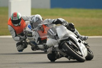 © Octane Photographic Ltd. Thundersport – Donington Park -  24th March 2012. HMT Racing Pre-National Sport 600. Digital ref : 0255cb7d2205