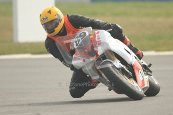 © Octane Photographic Ltd. Thundersport – Donington Park -  24th March 2012. HMT Racing Pre-National Sport 600. Digital ref : 0255cb7d2221