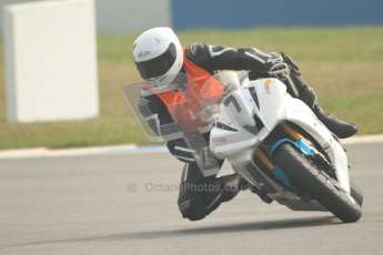 © Octane Photographic Ltd. Thundersport – Donington Park -  24th March 2012. HMT Racing Pre-National Sport 600, James Shaw. Digital ref : 0255cb7d2273