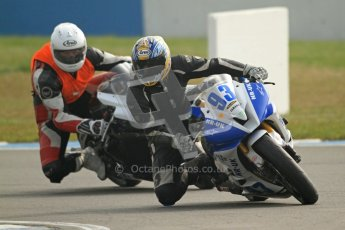 © Octane Photographic Ltd. Thundersport – Donington Park -  24th March 2012. HMT Racing Pre-National Sport 600, Ben Neary. Digital ref : 0255cb7d2287