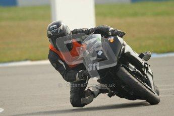 © Octane Photographic Ltd. Thundersport – Donington Park -  24th March 2012. HMT Racing Pre-National Sport 600, Dan Hill. Digital ref : 0255cb7d2291