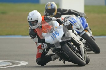 © Octane Photographic Ltd. Thundersport – Donington Park -  24th March 2012. HMT Racing Pre-National Sport 600, Paul Goodwin. Digital ref : 0255cb7d2327