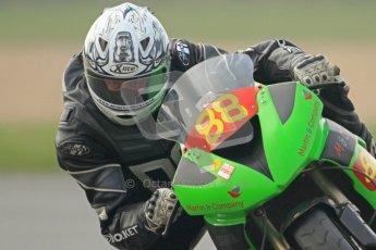 © Octane Photographic Ltd. Thundersport – Donington Park -  24th March 2012. HMT Racing Pre-National Sport 600, Michael Golden. Digital ref : 0255cb7d2359