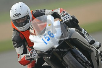 © Octane Photographic Ltd. Thundersport – Donington Park -  24th March 2012. HMT Racing Pre-National Sport 600, Paul Goodwin. Digital ref : 0255cb7d2389