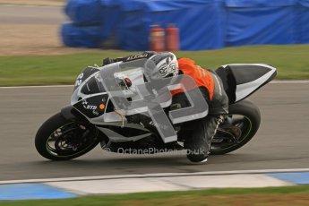 © Octane Photographic Ltd. Thundersport – Donington Park -  24th March 2012. HMT Racing Pre-National Sport 600. Digital ref : 0255lw7d1357