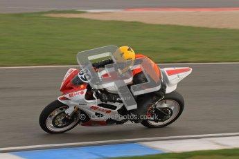 © Octane Photographic Ltd. Thundersport – Donington Park -  24th March 2012. HMT Racing Pre-National Sport 600, Ben Dovey. Digital ref : 0255lw7d1437