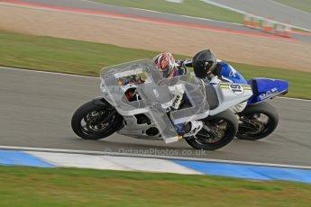 © Octane Photographic Ltd. Thundersport – Donington Park -  24th March 2012. HMT Racing Pre-National Sport 600, Charley Oakland. Digital ref : 0255lw7d1458