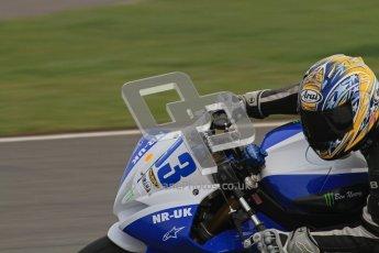 © Octane Photographic Ltd. Thundersport – Donington Park -  24th March 2012. HMT Racing Pre-National Sport 600, Ben Neary. Digital ref : 0255lw7d1521