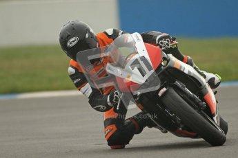 © Octane Photographic Ltd. Thundersport – Donington Park - 24th March 2012. Doodson Motorsport Supertwins & F400, Callan Cooper. Digital ref : 0254cb7d1822