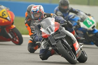 © Octane Photographic Ltd. Thundersport – Donington Park -  24th March 2012. Doodson Motorsport Supertwins & F400, David Allingham. Digital ref : 0254cb7d1840