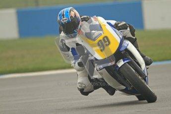 © Octane Photographic Ltd. Thundersport – Donington Park - 24th March 2012. Doodson Motorsport Supertwins & F400, Claire Myler. Digital ref : 0254cb7d1851