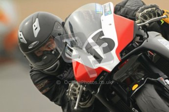 © Octane Photographic Ltd. Thundersport – Donington Park - 24th March 2012. Doodson Motorsport Supertwins & F400, Ross Twyman. Digital ref : 0254cb7d1918