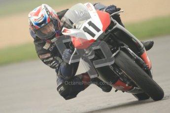 © Octane Photographic Ltd. Thundersport – Donington Park -  24th March 2012. Doodson Motorsport Supertwins & F400, David Allingham. Digital ref : 0254cb7d1926