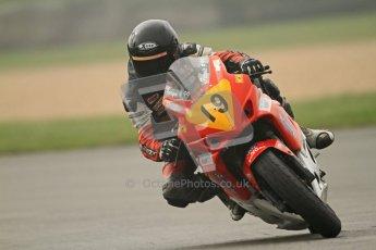© Octane Photographic Ltd. Thundersport – Donington Park -  24th March 2012. Doodson Motorsport Supertwins & F400, Steve Ferguson. Digital ref : 0254cb7d1942
