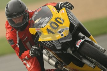 © Octane Photographic Ltd. Thundersport – Donington Park -  24th March 2012. Doodson Motorsport Supertwins & F400, Lewis Black. Digital ref : 0254cb7d1948