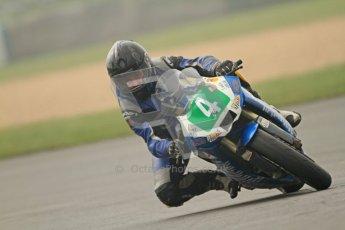 © Octane Photographic Ltd. Thundersport – Donington Park -  24th March 2012. Doodson Motorsport Supertwins & F400, Richie Gelder. Digital ref : 0254cb7d2029