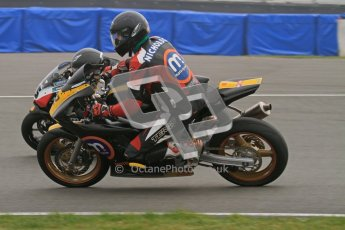 © Octane Photographic Ltd. Thundersport – Donington Park - 24th March 2012. Doodson Motorsport Supertwins & F400, Sam Nicholson. Digital ref : 0254lw7d0823