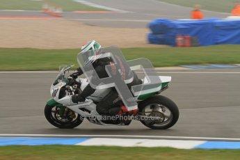 © Octane Photographic Ltd. Thundersport – Donington Park -  24th March 2012. Doodson Motorsport Supertwins & F400, gary Henrickson. Digital ref : 0254lw7d0927