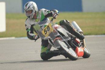 © Octane Photographic Ltd. Thundersport – Donington Park -  24th March 2012. Bridgestone Thundersport 500, Brian Spreadborough. Digital ref : 0256cb7d2534