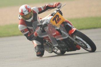 © Octane Photographic Ltd. Thundersport – Donington Park -  24th March 2012. Bridgestone Thundersport 500, Mike Bailey. Digital ref : 0256cb7d2610