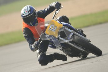 © Octane Photographic Ltd. Thundersport – Donington Park - 24th March 2012. Bridgestone Thundersport 500, Dan Richards. Digital ref : 0256cb7d2652