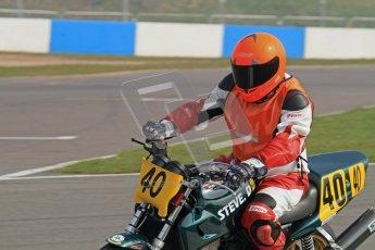 © Octane Photographic Ltd. Thundersport – Donington Park -  24th March 2012. Bridgestone Thundersport 500, Steve Dufton. Digital ref : 0256lw7d1817