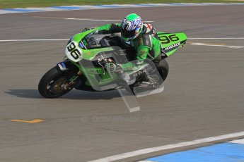 © Octane Photographic Ltd. Thundersport – Donington Park -  24th March 2012. Morello Services Thundersport GP1 / Superstock 1000, Callum O'Shea. Digital ref : 0258lw7d2426